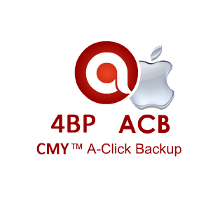A Click Backup MAC