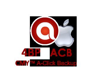 A Click Backup MAC